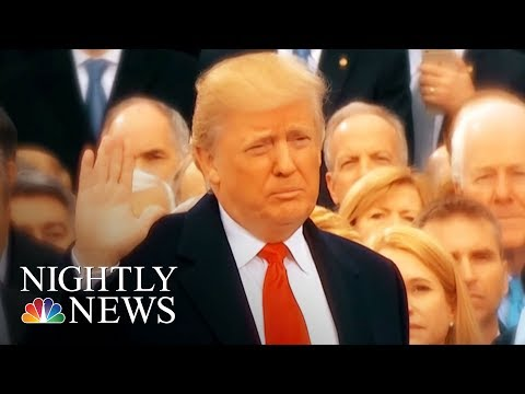 Donald Trump Seems To Now Accept Russian Election Interference, Blames Obama | NBC Nightly News