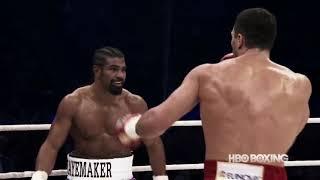 Greatest Hits  Wladimir Klitschko HBO Boxing