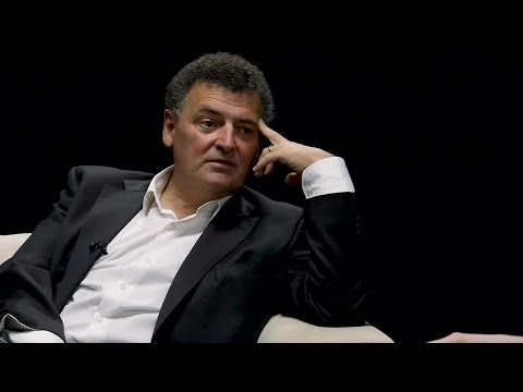 The Steven Moffat Interview: Part 3 | Doctor Who: The Fan Show