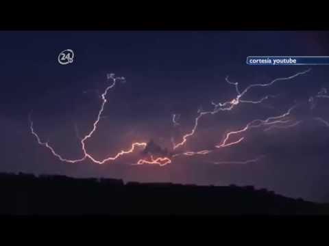 Relámpago del Catatumbo, el récord que retumba en el cielo