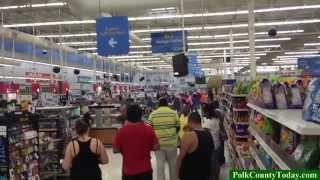 Livingston Walmart Super Center Shuts Down Indefinitely, 04/13/15