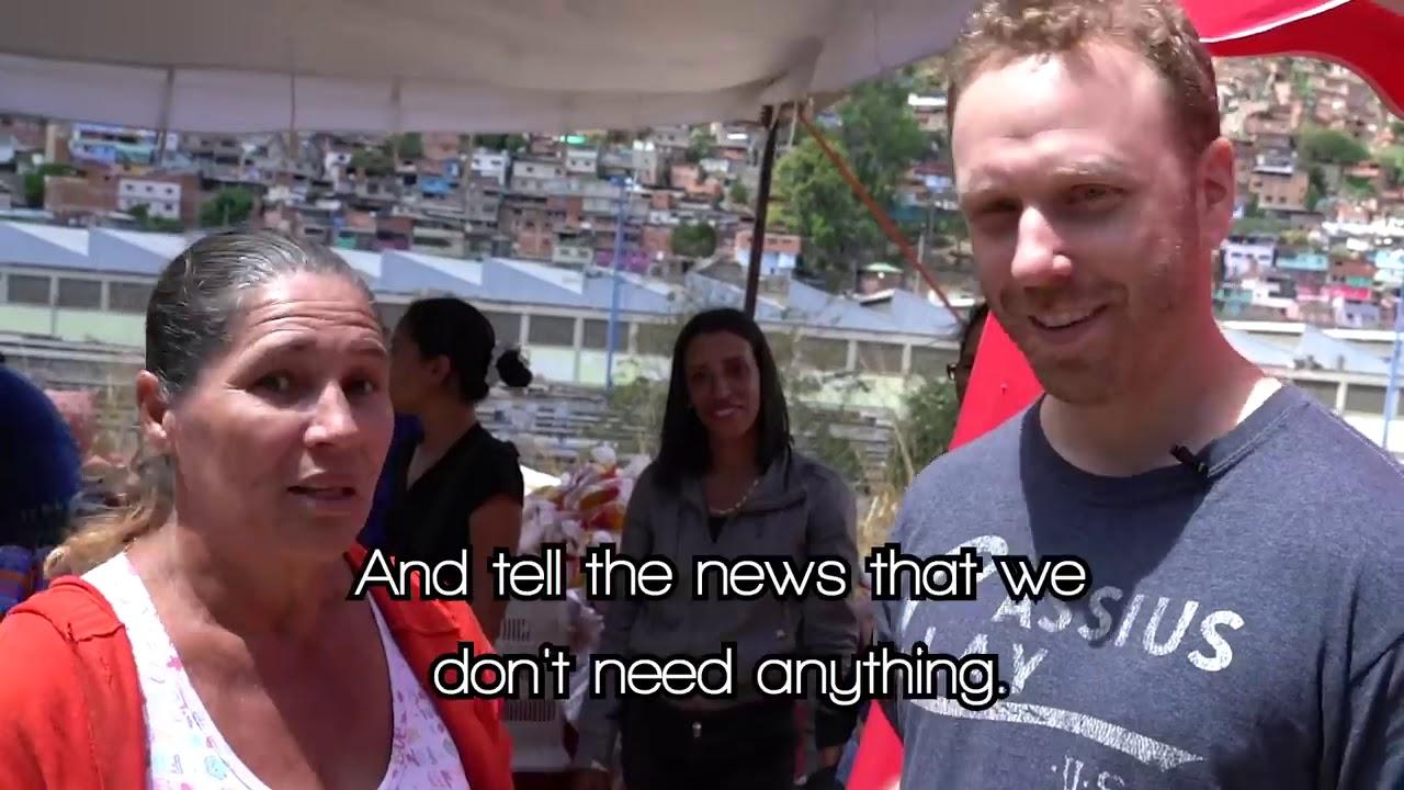 Inside Venezuela's subsidized food markets - YouTube