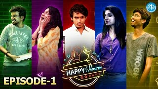 Happy hours - new web series | epi #1 | #starters || #webseries