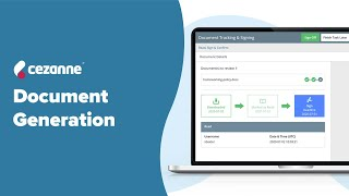 Introducing cezanne hr people document generation and management looking for a simpler way to create, track manage personalized documents? you've found i...