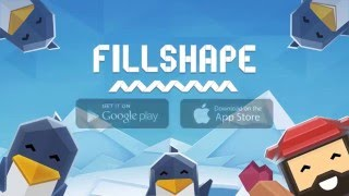 Fillshape - puzzle game (Genre: Educational games)