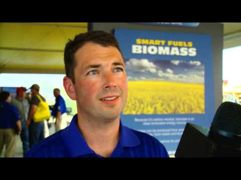 New Holland's Focus on BioMass and Clean Energy Solutions