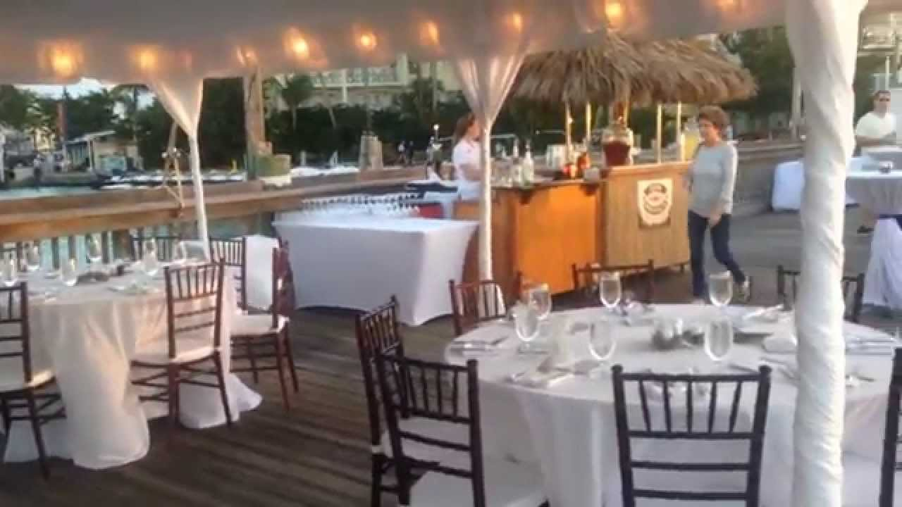 Wedding Walk Through Ocean Key Resort And Spa West Florida Kiss Me Entertainment You