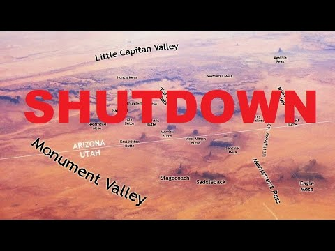 GSM Update 11/29/18 - Shutdown @ Monument Valley - Blizzard Effects Linger - Record Cold Florida