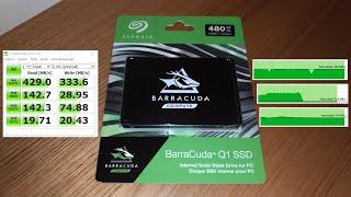 Seagate BarraCuda Q1 SSD. 480G…