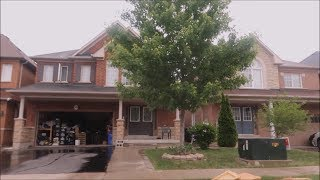 MOVING TO NEW HOUSE IN CANADA | PART -1 | IRMAN GILL |