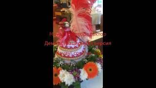 Вот такой вот петушок на свадьбу!!! Кафе Кишмиш Алматы