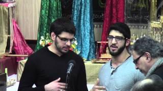 "Dua-e-Ali ""Aik Tehreer Uthaye Boli Darbar Mein Aakar Zahra, Logon Mein Binte Nabi Hoon"" - 3/15/14"