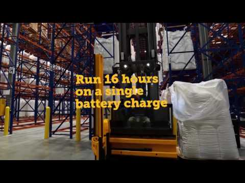 Equipment Depot: Introducing Jungheinrich® 2 Shifts 1 Charge Guarantee