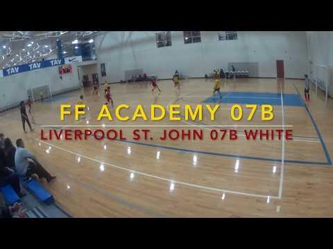 FF ACADEMY 07B v. Liverpool St. John 07B White | Full Match Extended Highlights