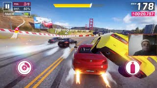 ASPHALT 9: LEGENDS WALKTHROUGH Back to back first postion gameplay| IGN GameSpot