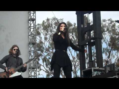 Off The Chain - Selena Gomez 4.26.2011 Microsoft Costa Mesa