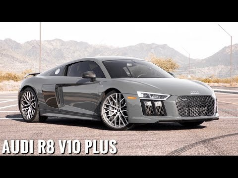 THE AUDI R8 V10 PLUS IS WORTH EVERY PENNY
