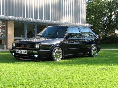 VW Mk2 Golf GTI G60 Restauration