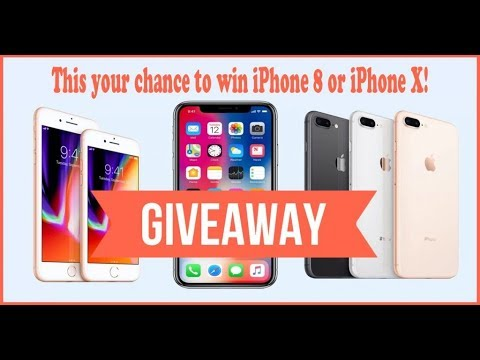 Iphone X Giveaway Black Friday 2017! Limited Copies! Are you ready to win it?