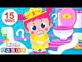 Princess Potty Training Song | Baby Goes to School | Kids Songs & Nursery Rhymes Little Angel