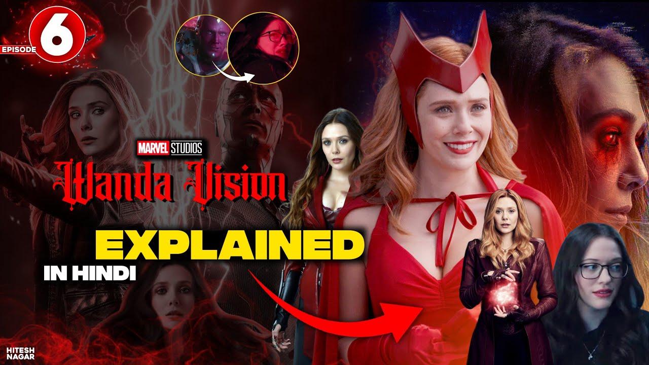 Download WandaVision Episode 6 Explained In Hindi   Hitesh Nagar