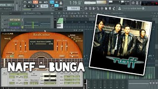 Naff - Bunga (Karaoke) FL Studio