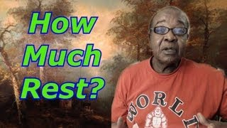 How Much Rest For Each Muscle? - Bodybuilding Tips To Get Big