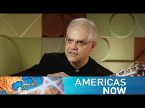 Americas Now— Classical Guitarist Ricardo Cobo Inspired By Magical Realism 03/28/2016