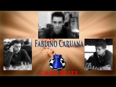 ♚ Fabiano Caruana vs Tal Baron & Daniel Naroditsky ★ Chess Blitz on ICC ★ April 11 2016