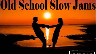 Old School Slow Jams Vol 8 featuring Tony Terry and The Isley Brothers