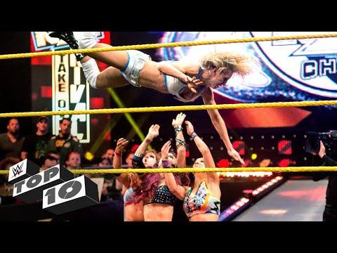 Top 10 Horsewomen brawls: WWE Top 10, Sept. 14, 2019