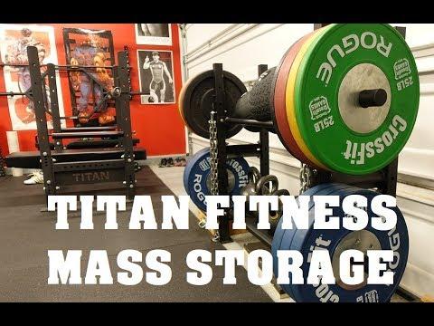 Titan Fitness Mass Storage System Review