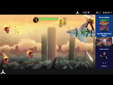 Air Guitar Warrior for Kinect - First Hour of Gameplay