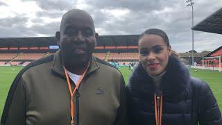 Petrolex Kanu Cup   African Legends v Prem Legends