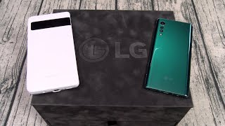 """LG Velvet """"Unboxing and First Impressions"""""""