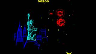 Arcade Game: New York New York (1980 Sigma Enterprises Inc)