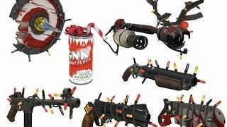 Как бесплатно получить любое оружие TF2 (Team Fortress 2)