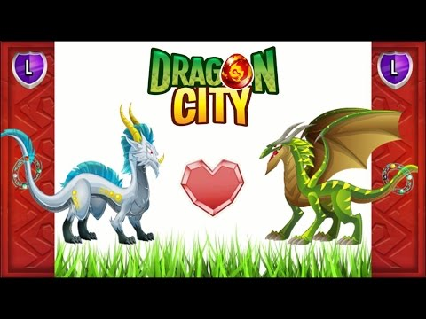 Mirage Dragon vs. Promethium Dragon | Dragon City [5 Times - Exclusive Breeding 2016]