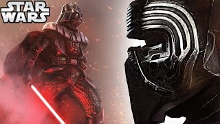 Does Kylo Ren Know Darth Vader Turned Back to the Light in The Force Awakens? Star Wars Explained