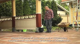 Hometalkoot.fi - Sadevedet / Regnvatten