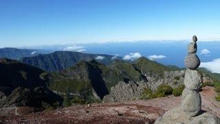 Madeira  - Wanderung zum Pico Ruivo