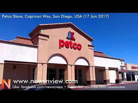 Petco Store USA | Pet Store California USA | San Diego USA | US Travel Blog Videos
