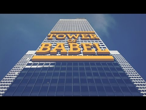 What Are You Working For? - A Tower of Babel Sermon