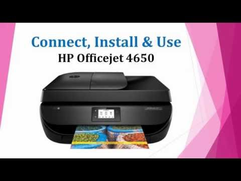Hp Officejet 4650/4652/4654/4655/4657/4658: Connect