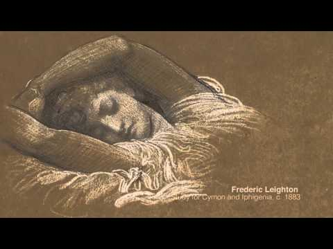 Pre-Raphaelites on Paper at Leighton House Museum until 29 May 2016