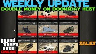 Categorias de vídeos GTA 5 ONLINE NEW DOOMSDAY HEIST