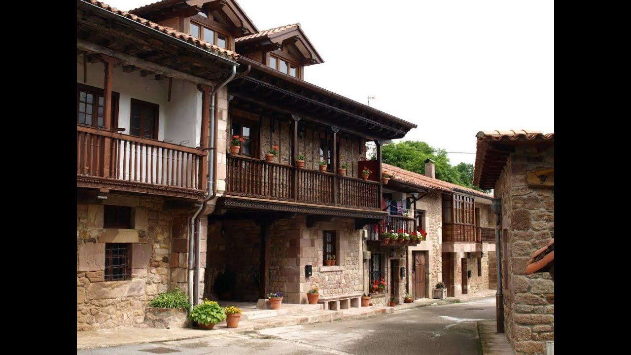 Cabezon de la sal cantabria turismo rural youtube for Casas de pueblo en cantabria