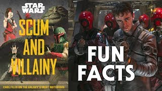 Fun Facts from Scum and Villainy - Easter Eggs, References, Legends Connections, and More!