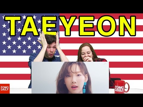 "Taeyeon ""Fine"" • Fomo Daily Reacts"
