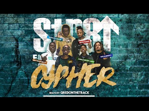 Str8 Up Cypher - Shon Thang, Jungle Muzik Larry, 70th St Carlos, A.R., Que Almighty, WNC Whop Bezzy